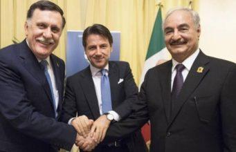 Libia - Palermo