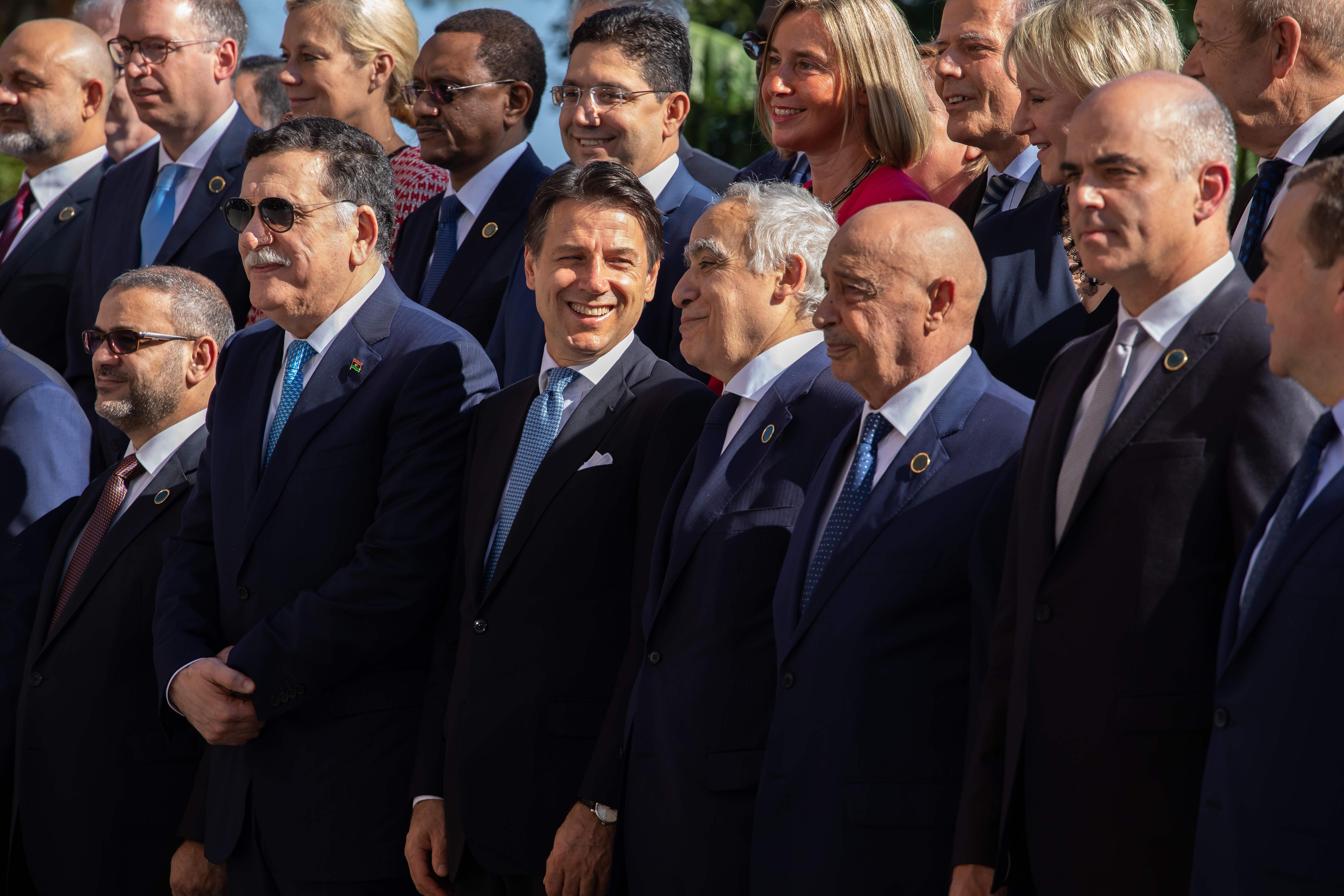Libia - Conferenza - Palermo