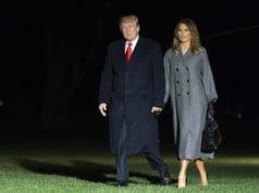 Trump - Donald - Melania