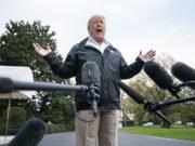 Khashoggi - Trump - Mbs