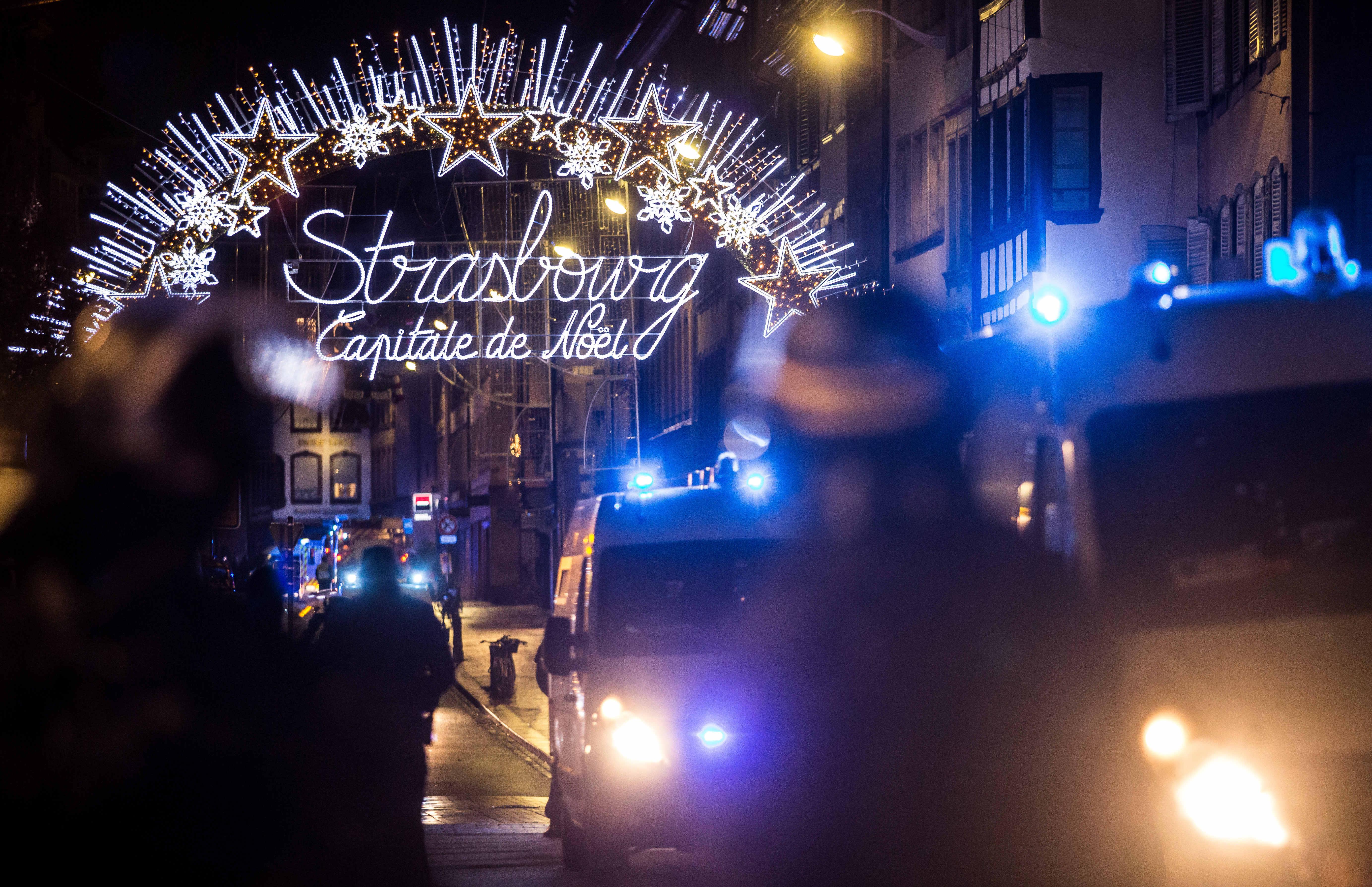 Strasburgo - terrorismo - mercatini