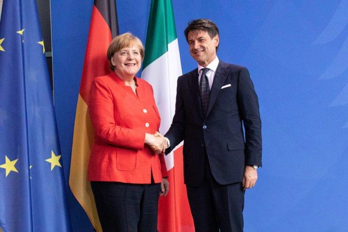 Germania - Italia - migranti - firma - accordo