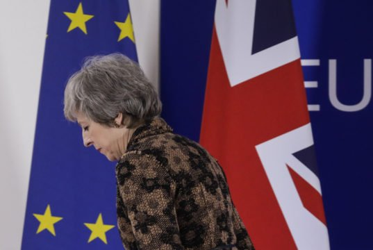 Brexit - Ue - May