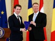 Ue - Austria - Romania