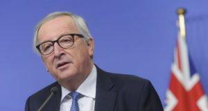 Ue - Brexit - Juncker
