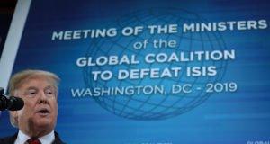Isis - coalizione