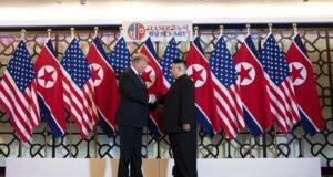 Trump - Kim - Hanoi