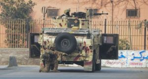 Afghanistan - Jalalabad - attacco