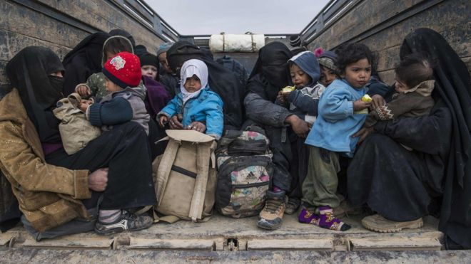 Baghuz - Isis - Siria