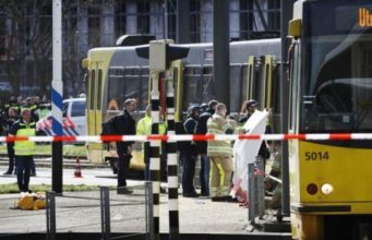 Utrecht - tram - shooting