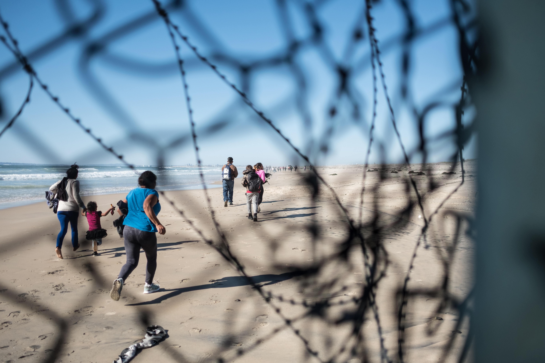 Usa - migranti - Secure Line