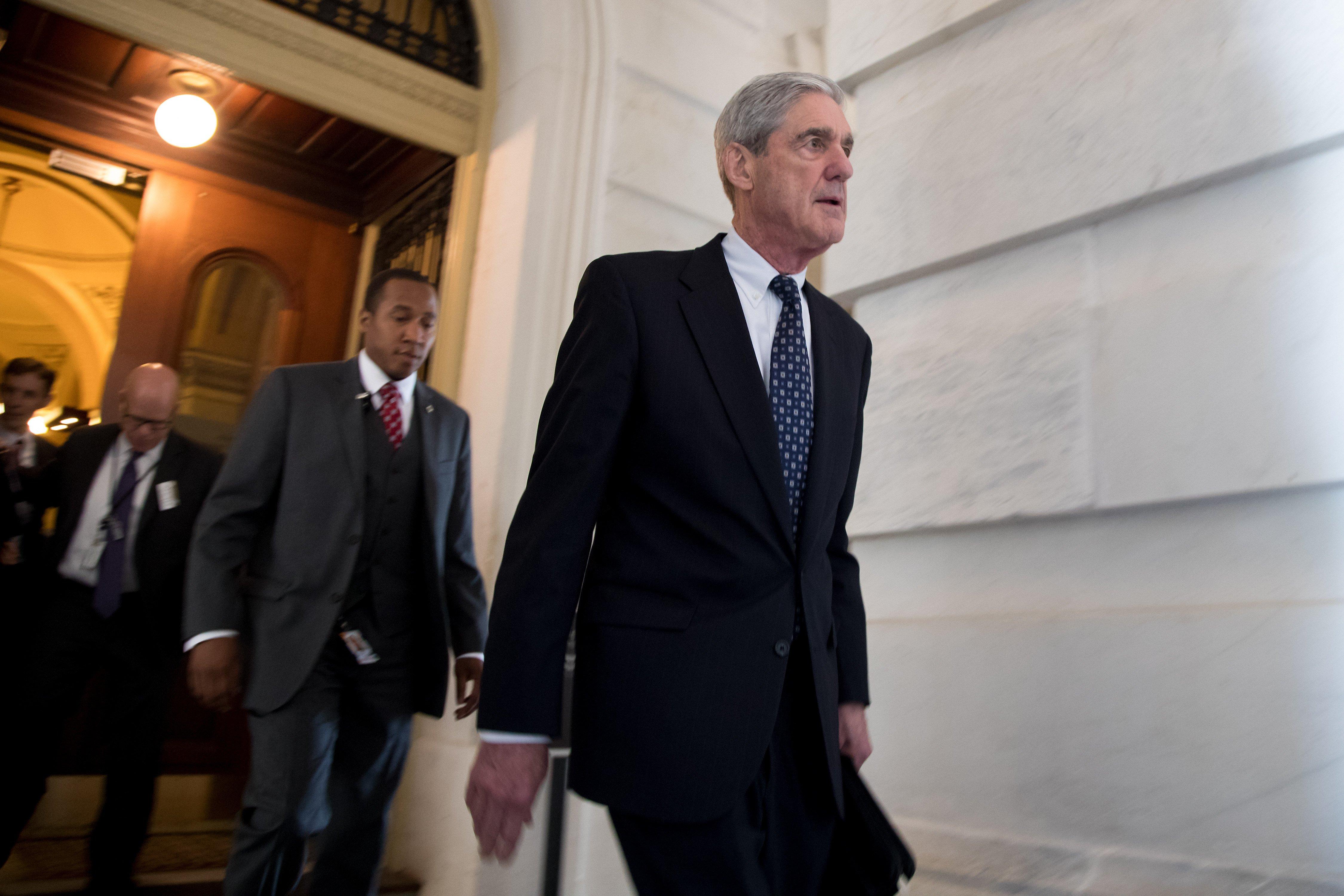 Russiagate - Mueller - rapporto