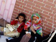 Yemen - guerra v- bambini