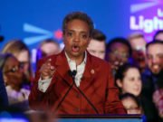 Chicago - Lori Lightfood