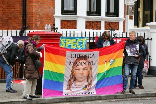 Wikileaks - Assange - Manning