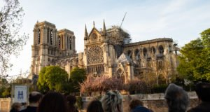 Notre-Dame - Parigi - incendio