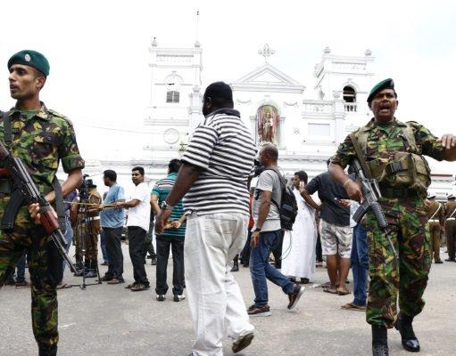 Sri Lanka - attentati - tweet