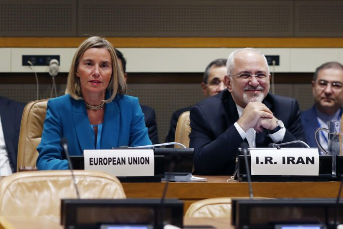 Usa - Iran - Ue - sanzioni