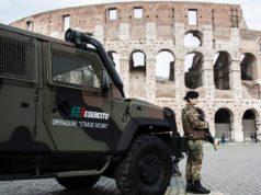 Colosseo - consegna - pasqua