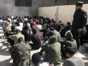 Libia - rifugiati