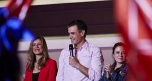 Spagna - elezioni europee