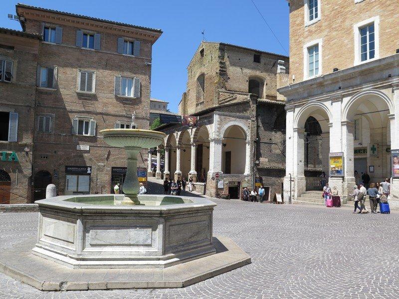 Urbino - centro - Europa