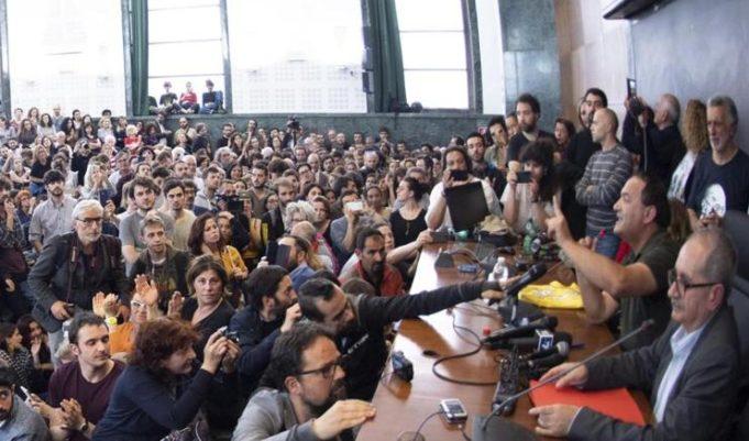 migranti - Lucano - Sapienza - accoglienza
