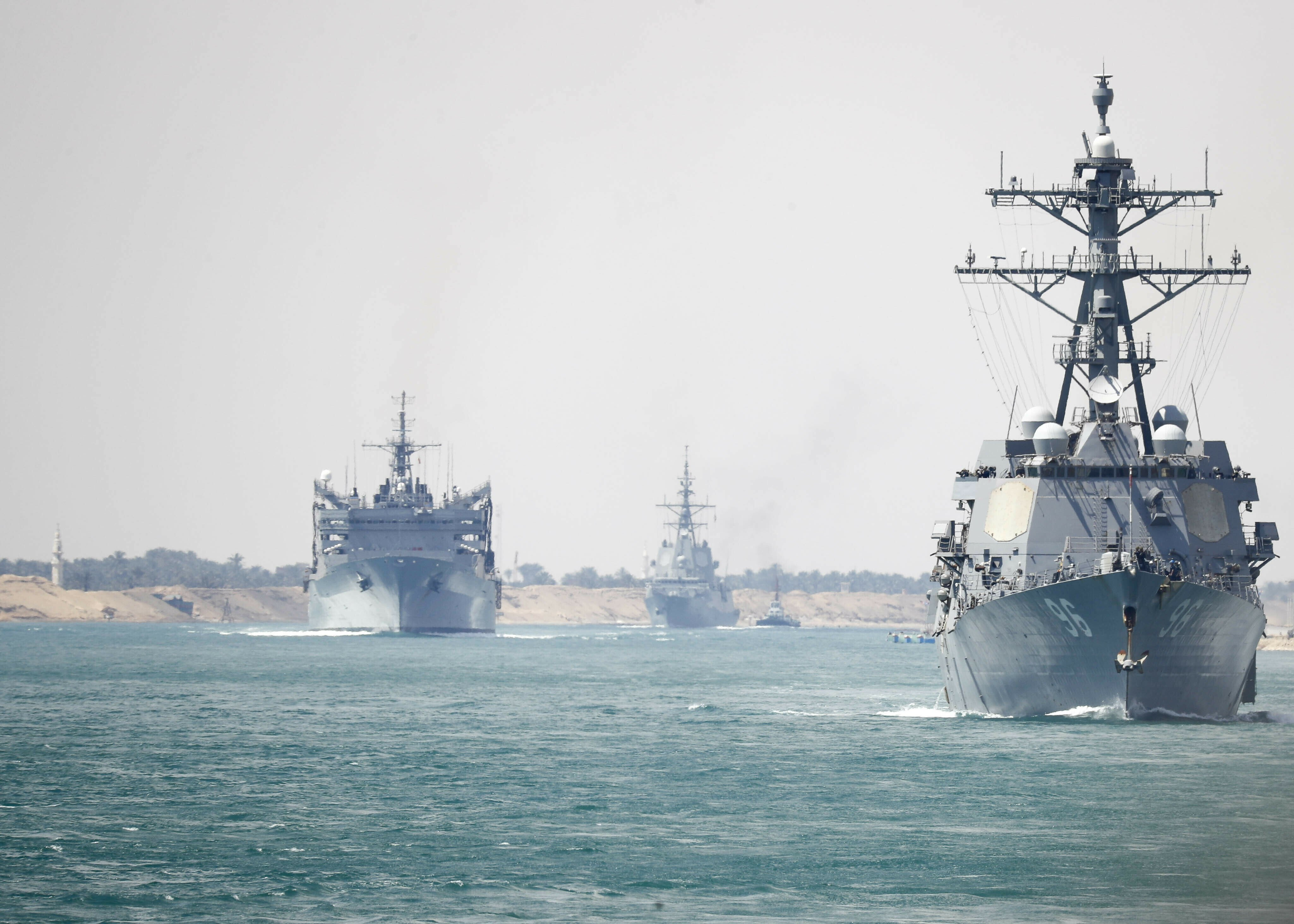 Golfo - Usa - Iran - Hormuz