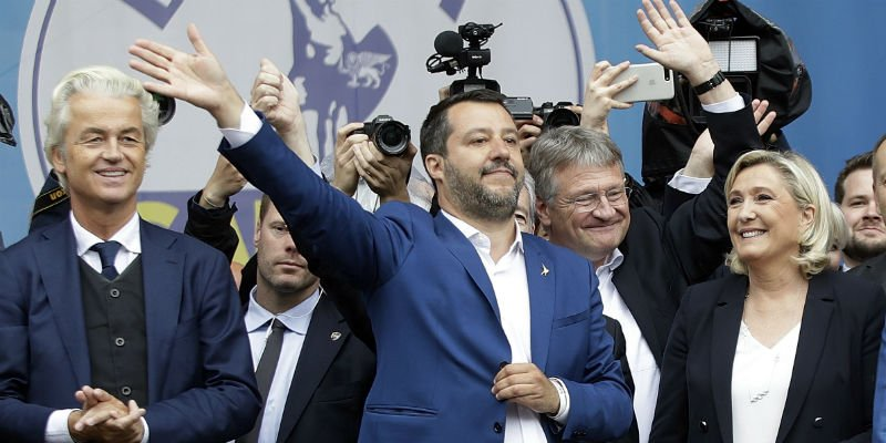 Ue - elezioni europee - sovranisti