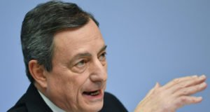 Ue - nomine - Draghi