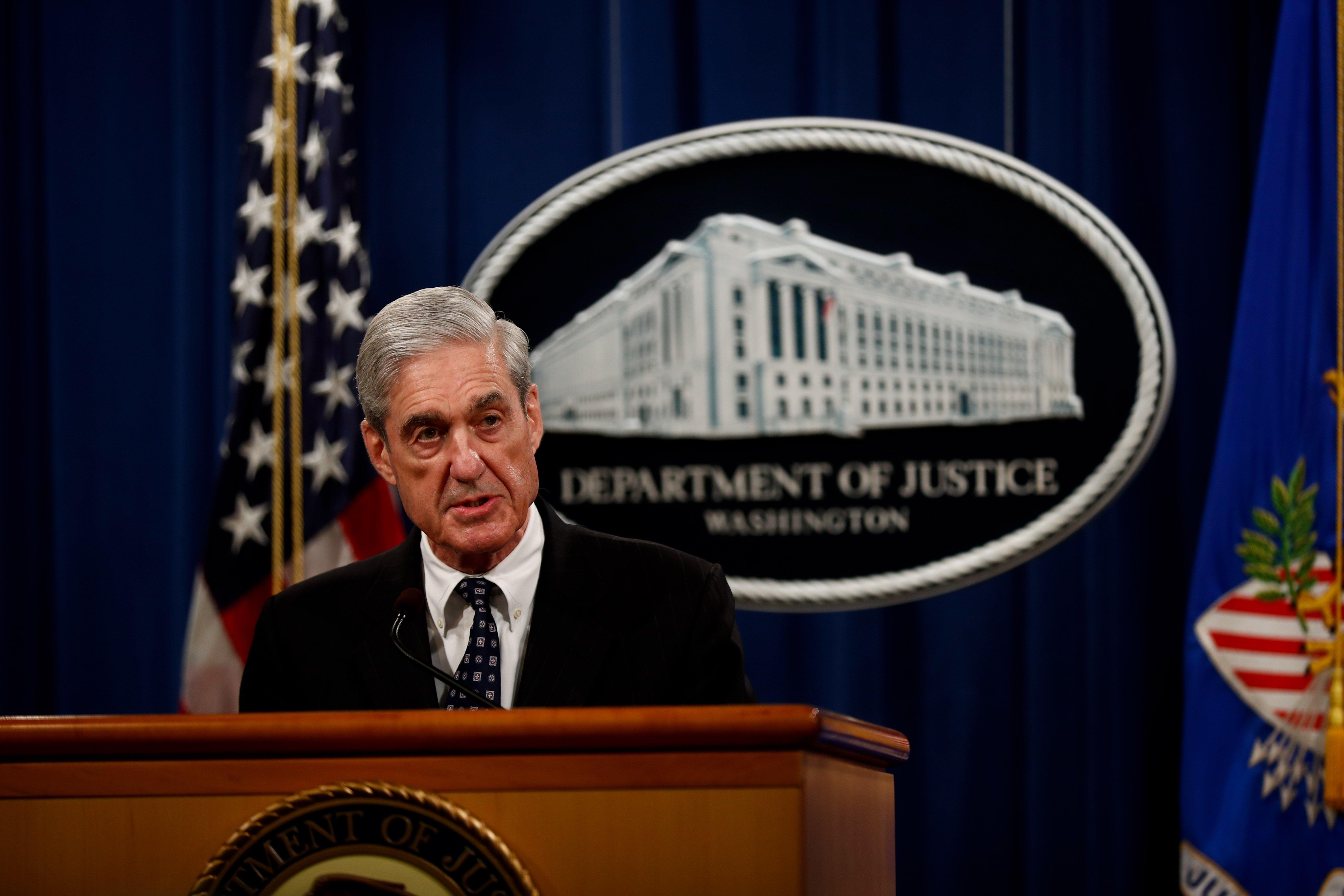 Russiagate - Mueller - ostruzione