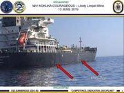 Golfo - Oman - petroliera