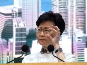 Hong Kong - Carrie Lam