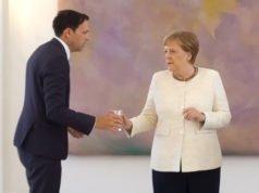 Merkel - tremori