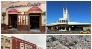 Africa orientale - Eritrea - Asmara - colonie