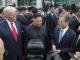 Trump - Kim - Moon - passo