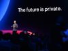 Facebook - privacy - Zuckerberg