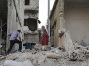Siria - truppe