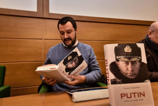 Italia - politica estera