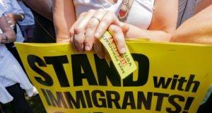 Usa - migranti - muro - Corte Suprema