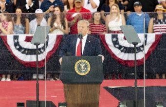4 Luglio - Trump - Corea