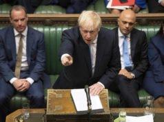 Ue - Gb - Brexit - Johnson