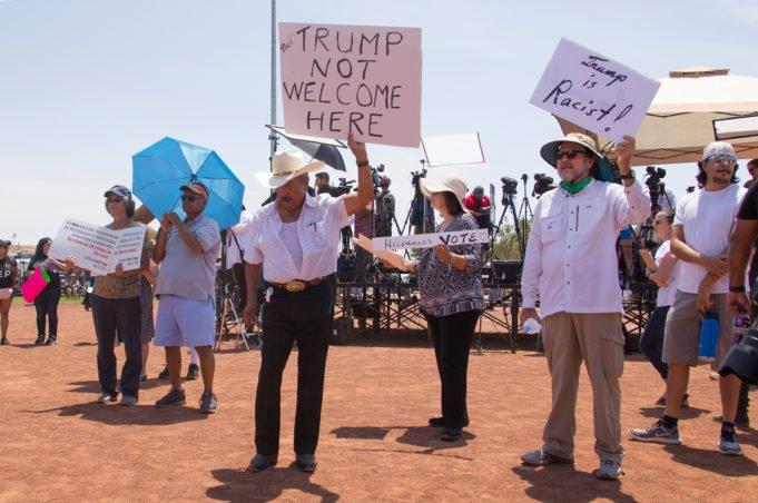 Trump - El Paso - stragi