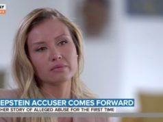 Epstein - Araoz - vittime