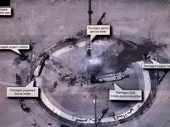 Iran - missile - Trumo