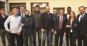Italia - governo - Conte 2 - Di Maio - Gilets jaunes