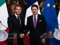 Italia - Francia - Libia - Palazzo Chigi