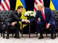 Trump - Zelensky - impeachment