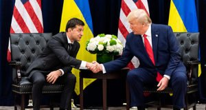 Trump - Zelensky - impeachment