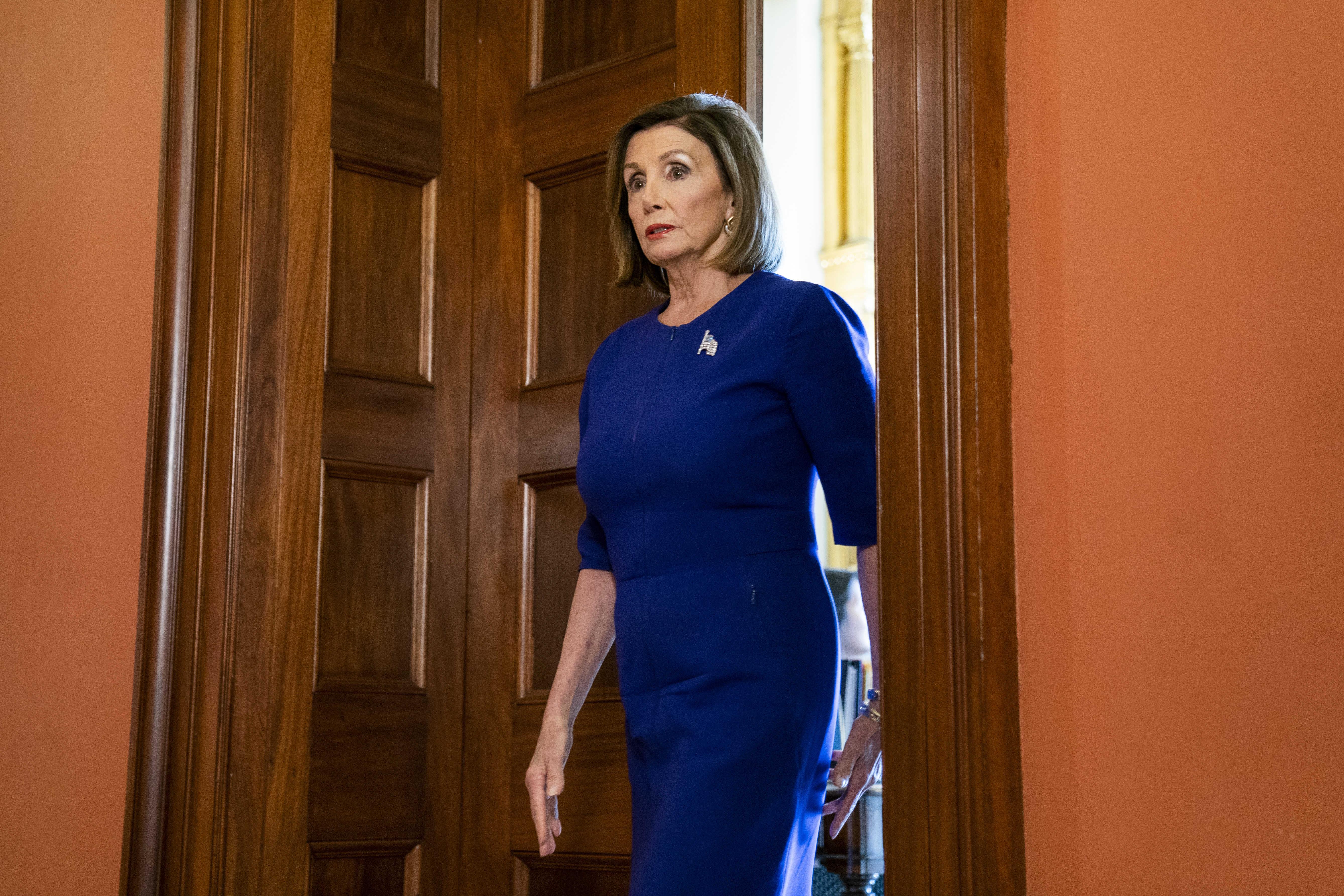 impeachment - Pelosi - trappola - Trump - boomerang